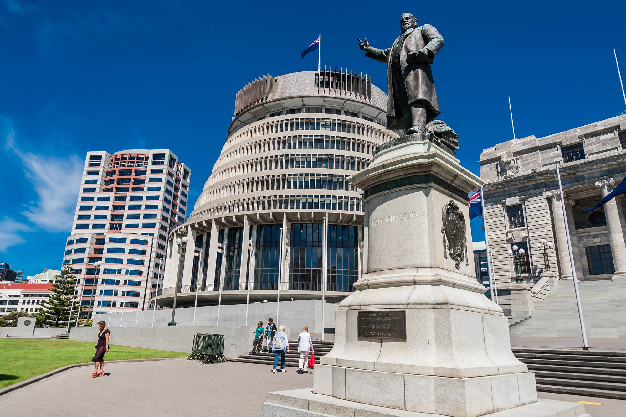 Wellington-Neuseeland