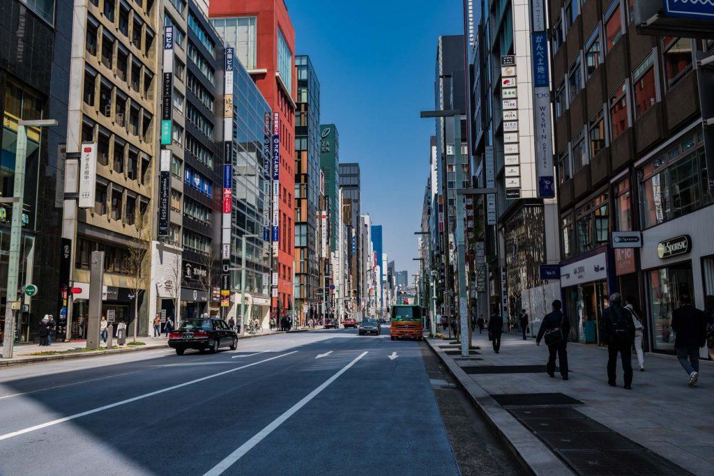 Die Ginsha Road und die größte Stadt der Welt