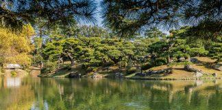 Ritsurin Park Shikoku