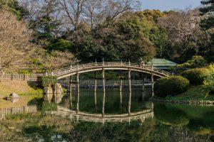 Ritsurin Park auf Shikoku