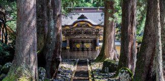 Eihei-ji Tempel in Japan