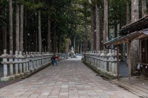 Friedahof Oku-no-in Mount Koya