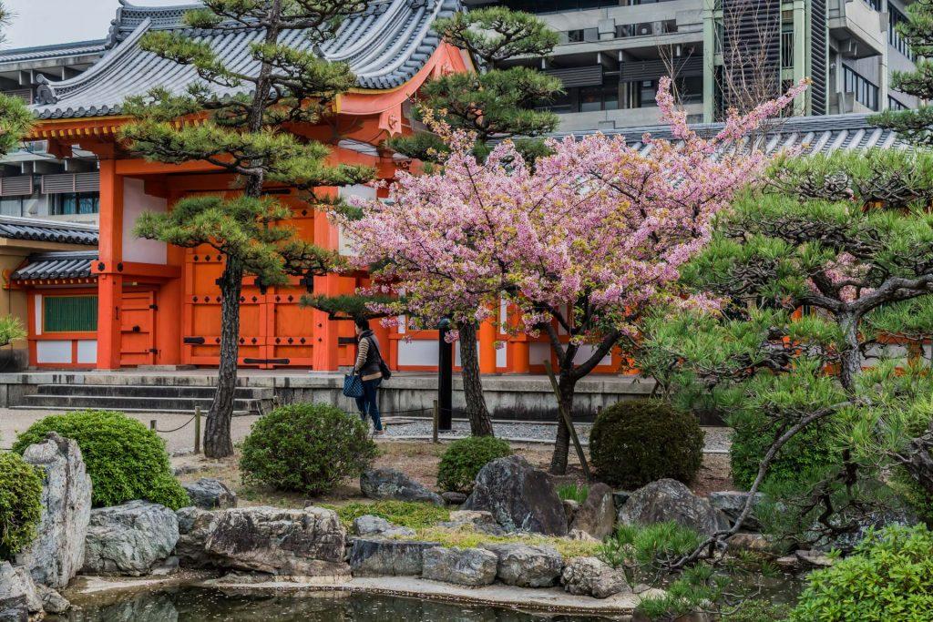 Sanjusangen do in Kyoto2 1 -Kyoto, das Herz Japans schlägt hier