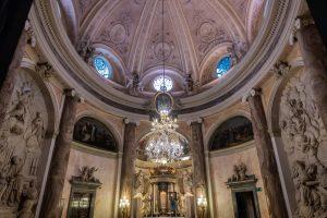 Kirche Santa Cueva in Cadiz