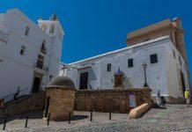 Altstadt in Cadiz