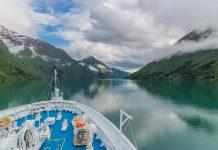MS Ocean Majesty im Sognefjord