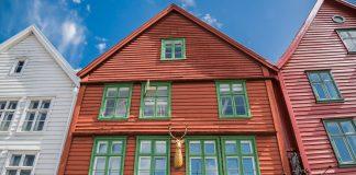 Hanseatischer Handelshof in Bergen