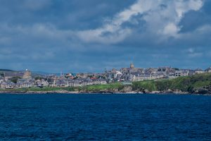 Lerwick auf Shetland