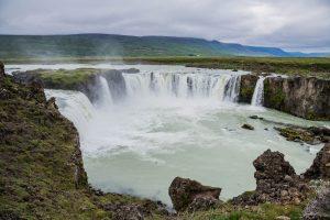 Goðafoss auf Island