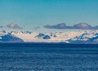 Im Isfjord auf Spitzbergen
