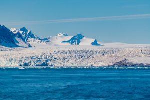 Wahlbergbreen auf Spitzbergen
