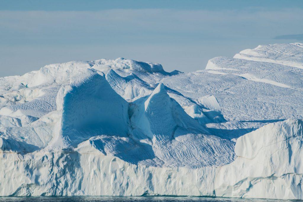 Eislandschaft in der Diskobucht