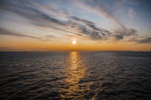 Mitternachtssonne bei Ilulissat