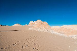 In der Atacamawüste