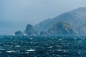 Hermite Inseln, Südamerika