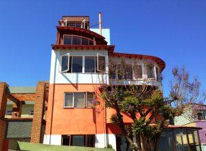 Haus von Pablo Neruda in Valparaiso