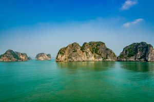 Halong-Bucht in Vietnam