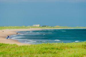 Strand auf den Magdalenen-Inseln