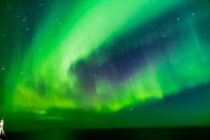 Aurea Borealis vor Island
