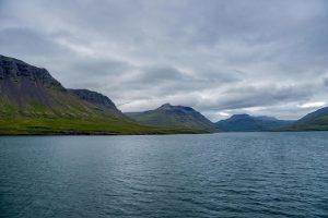 Seydisfjördur auf Island