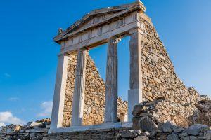 Isis-Tempel auf Delos