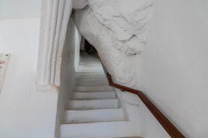Treppe in Chozoviotissa