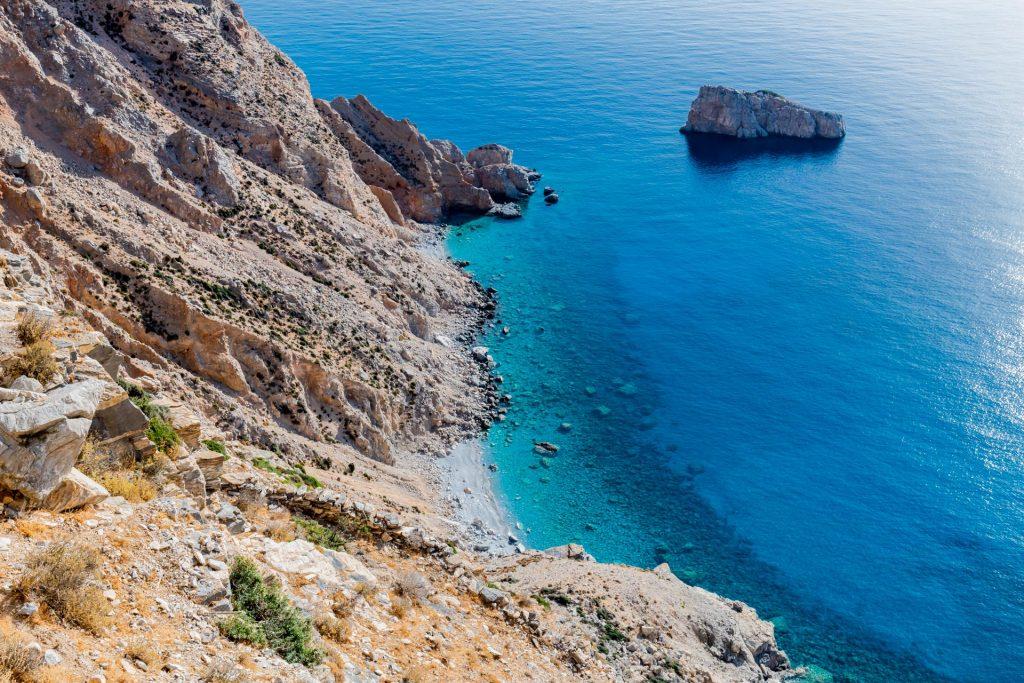 Südküste der Insel Amorgos