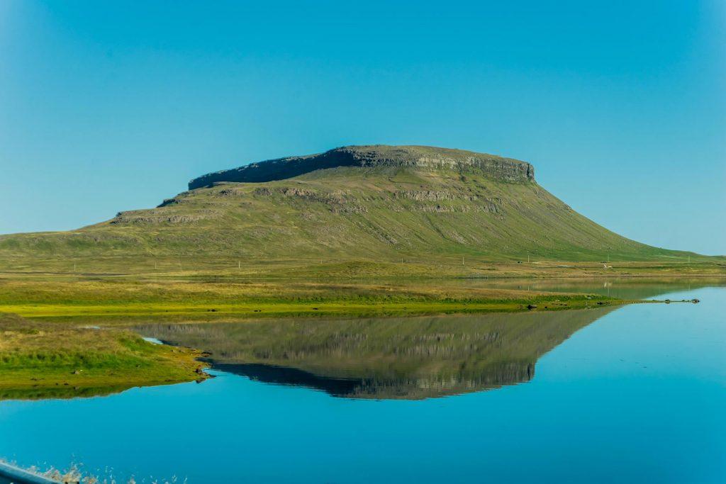 Snæfellsnes Halbinsel
