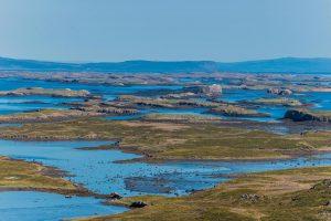 Fjordlandschaft auf Island