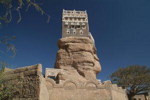 Dar al-Hajar im Wadi Dhar, Jemen