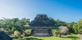 El Castillo in Xunantunich