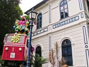 Bergbahn zum Corcovado