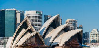 Sydney Opera House in Australien