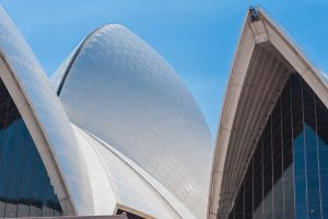 Aussenansicht Sydney Opera House