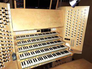 Orgel im Sydney Opera House