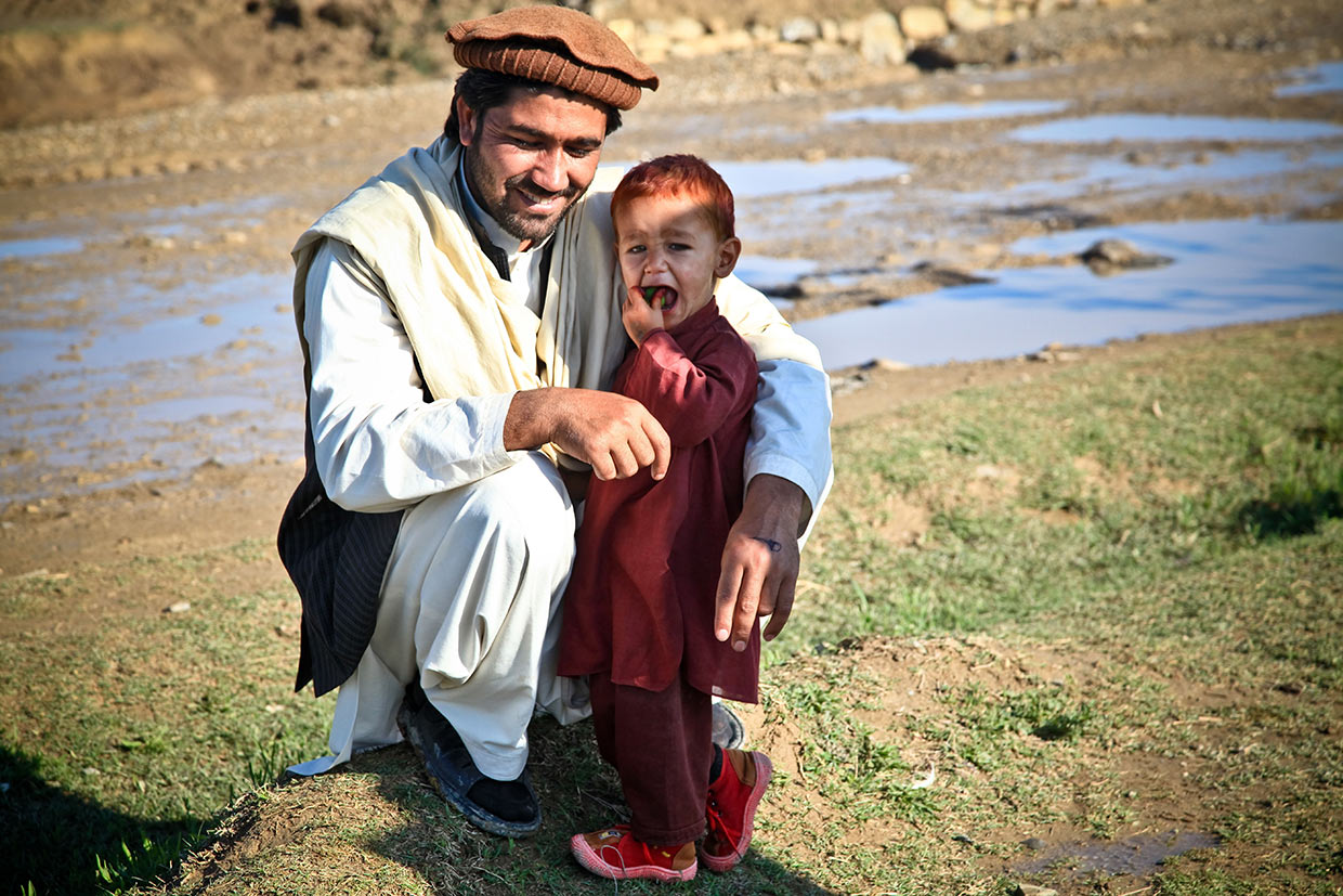 father 60808 -Afghanistan (Land)