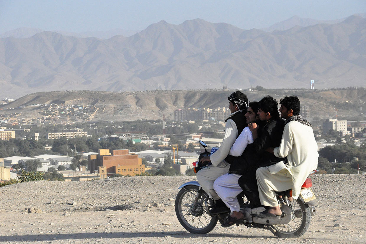 moped 2252091 -Afghanistan (Land)