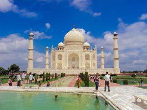 Der Taj in Indien