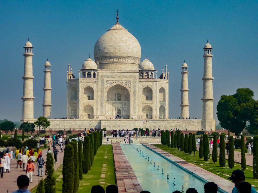 Wo Steht Taj Mahal