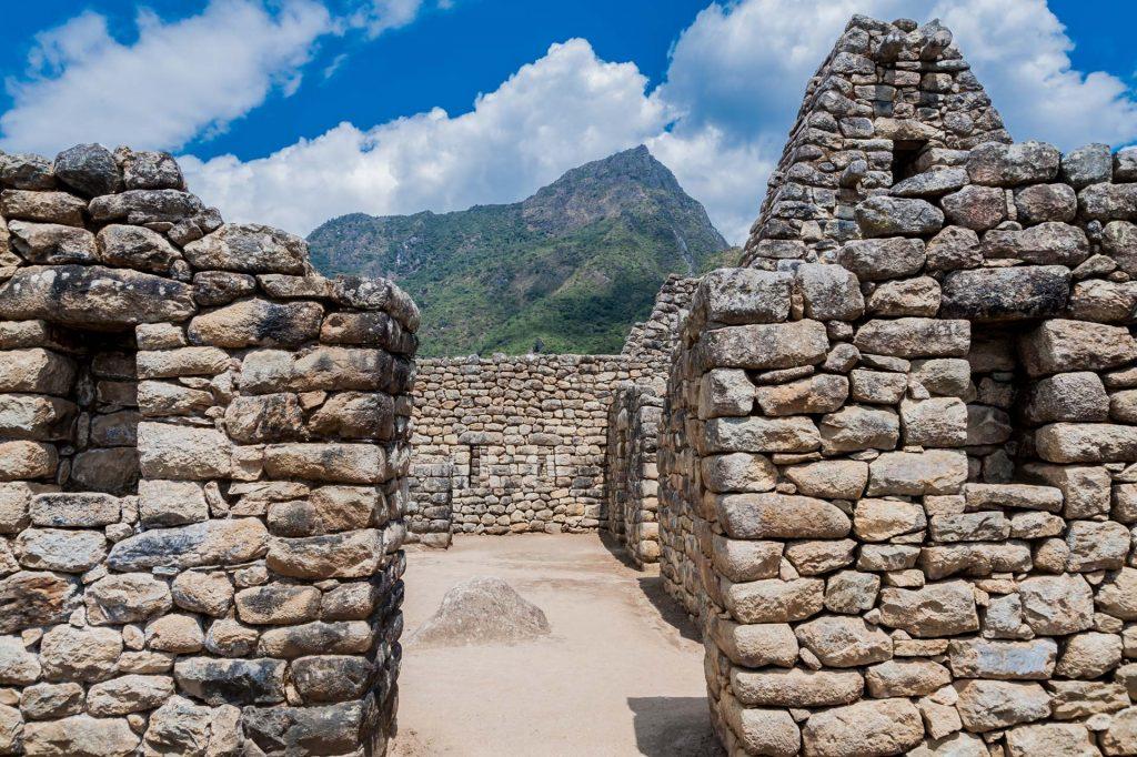 Wohnungen in Machu Picchu