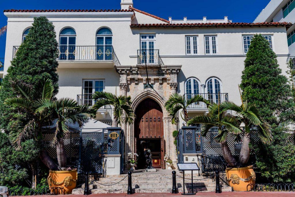 Villa Casa Casuarina im Art Deco Disrict in Miami
