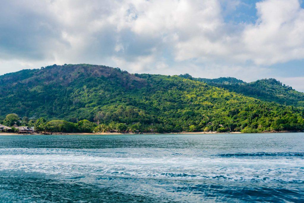 Insel Nosy Komba in Madagaskar