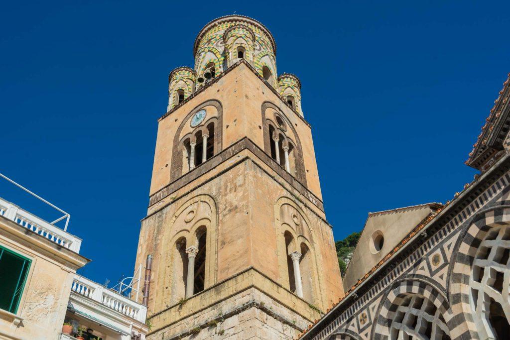 Turm am Dom zu Amalfi