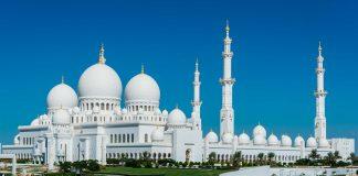 Scheich-Zahid-Moschee in Abu Dhabi