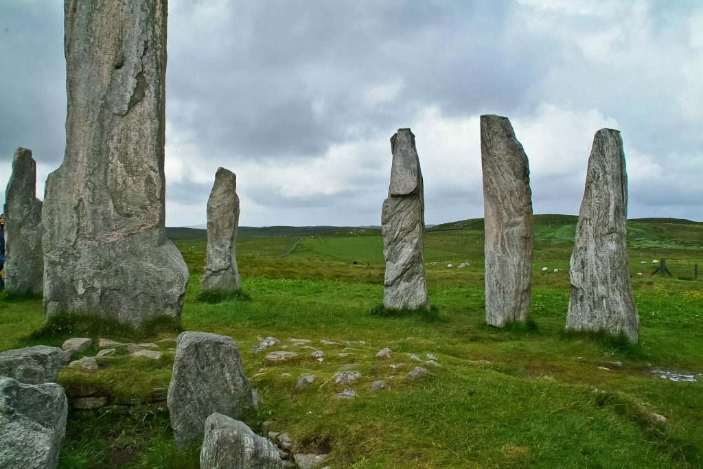 Die Stones of Callanish