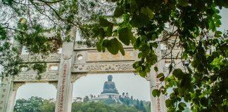 Po Lin Kloster und Tian Tan Buddha
