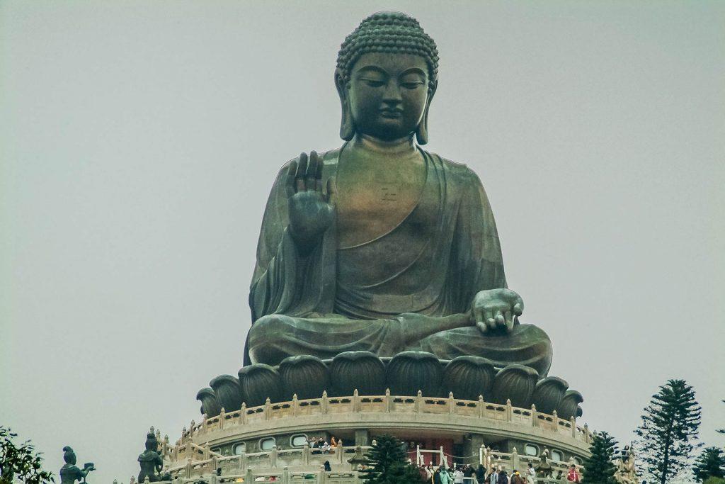 Big Buddha auf Lantau