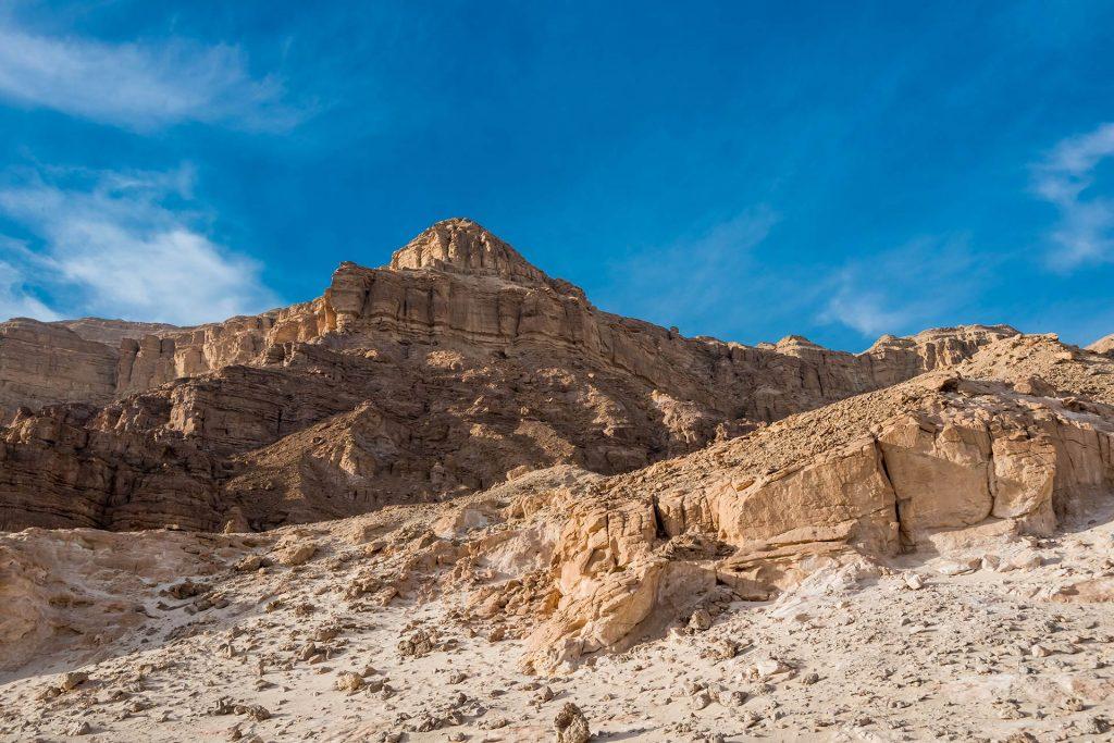 Berg im Timna Nationalpark in Israel