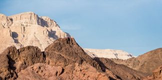 Timna Nationalpark in Israel