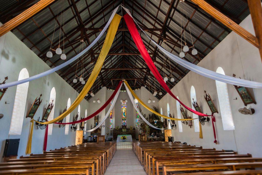 Kirche der Mutter Gottes auf La Digue